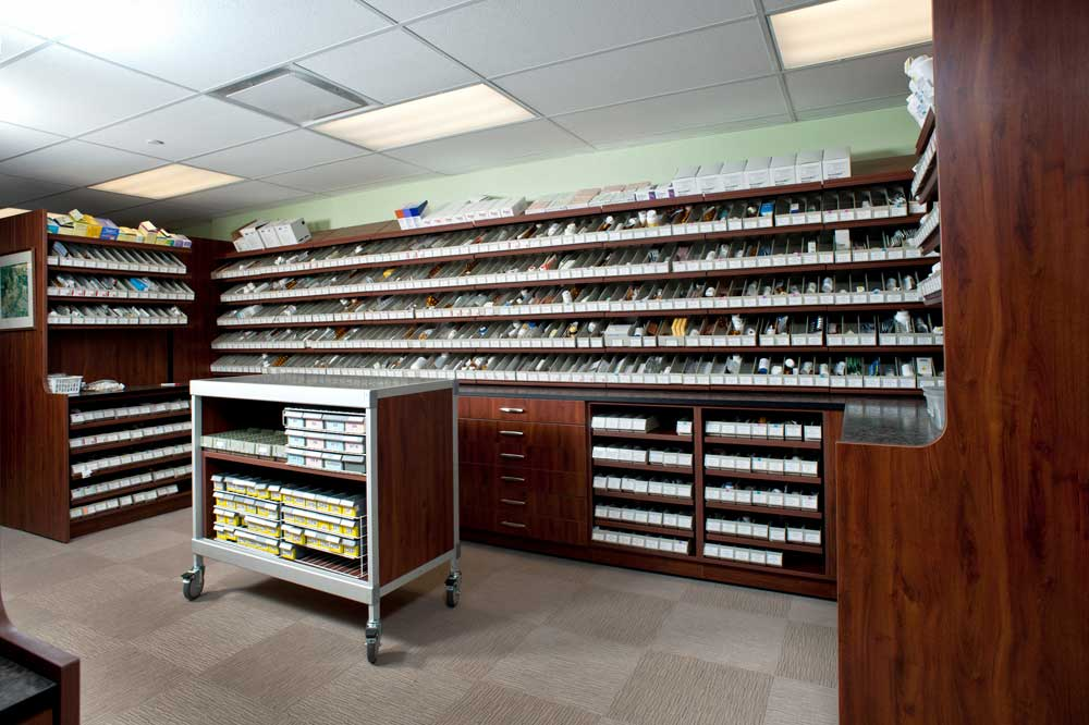 example healthcare materialsmgmt pharmacy