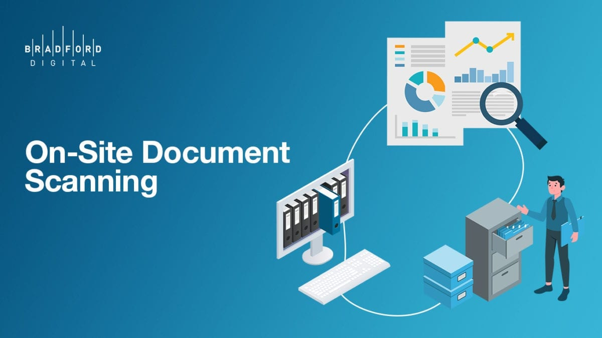On Site Document Scanning Featured Image