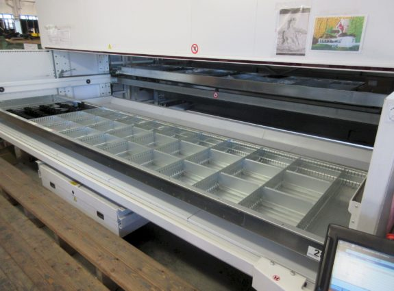 partitions and dividers for auto parts storage