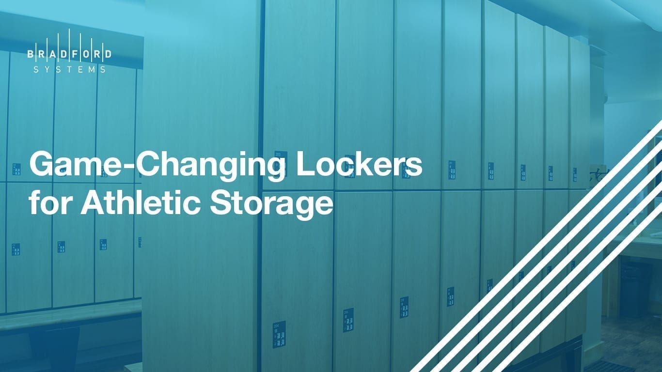 Game-Changing Lockers for Athletic Storage