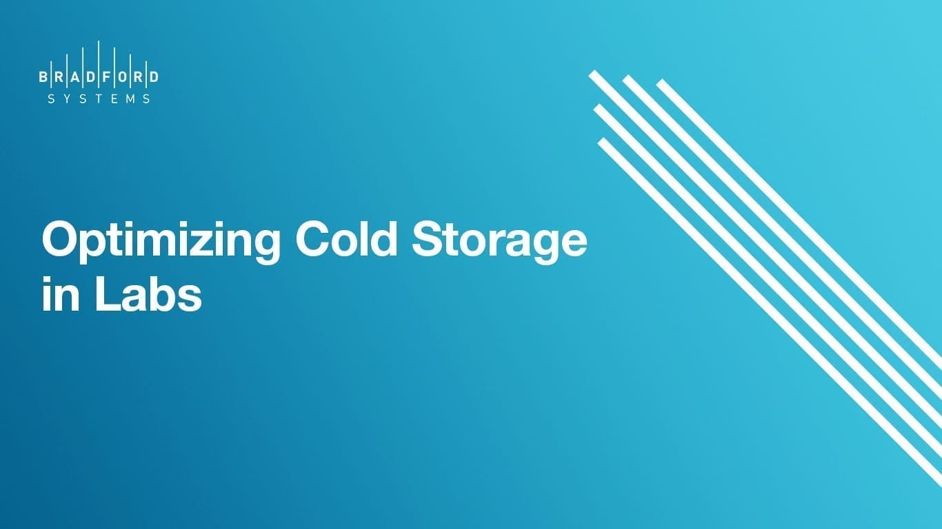 Optimizing Cold Storage in Labs