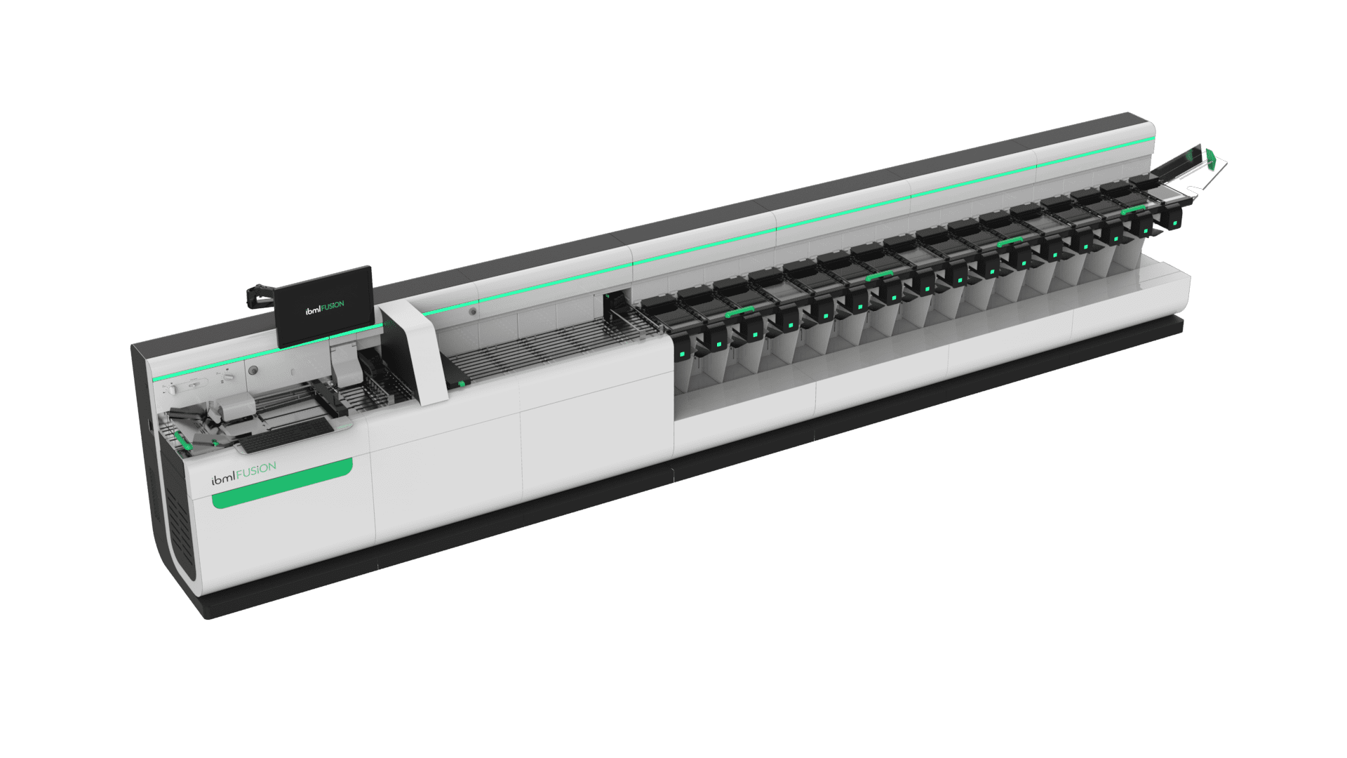 Document Scanner from ibml