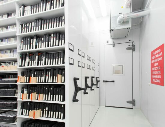 Compact cold storage museum cost effective climate controlled mr scaled