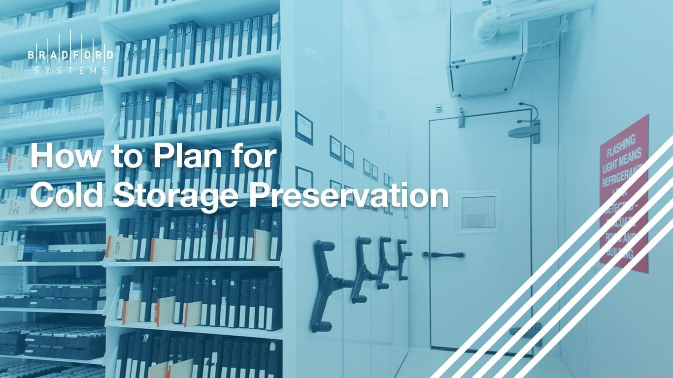 How to Plan for Cold Storage Preservation