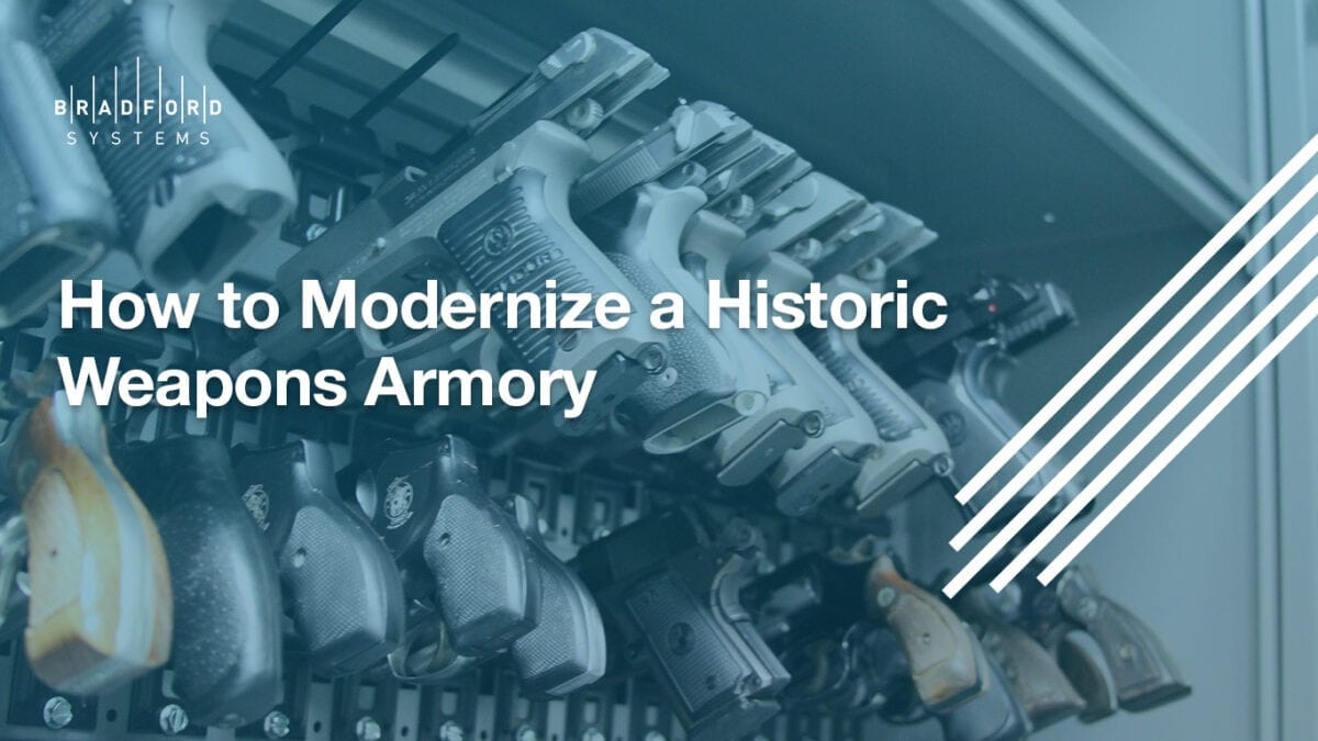 How to Modernize a Historic Weapons Armory