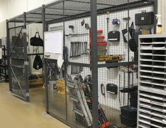 Drivers Cage Open